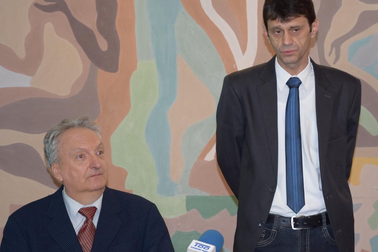 """Заместник областните управители на Видин взеха участие в Трансгранична конференция """"Опазване на почвите"""""""