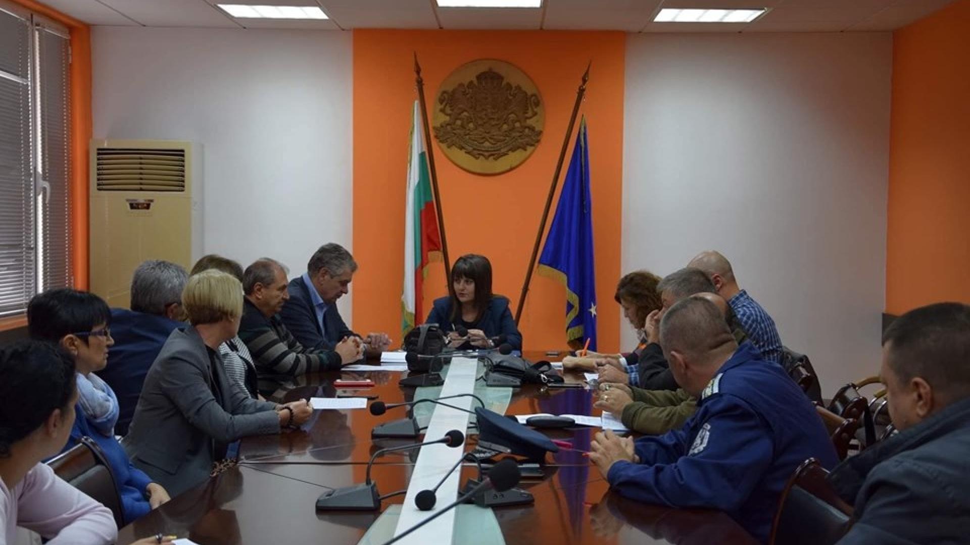 Областната епизоотична комисия проведе заседание