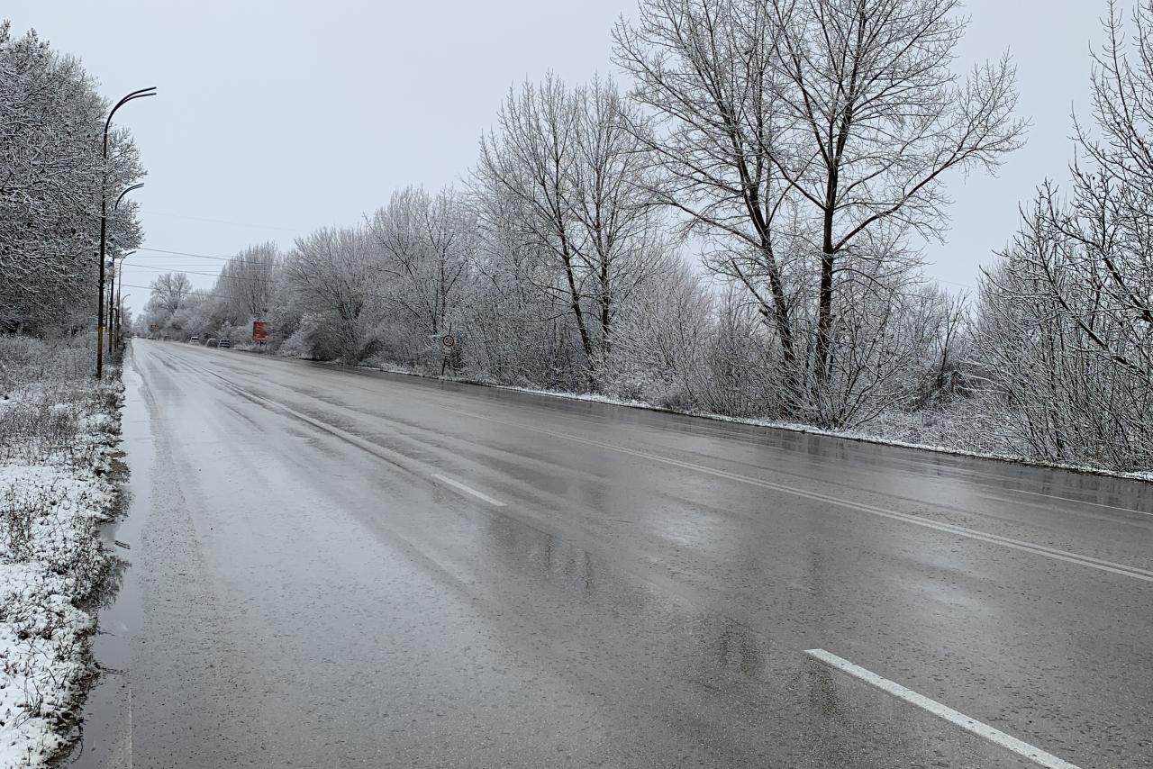 Пътищата в област Видин са проходими при зимни условия