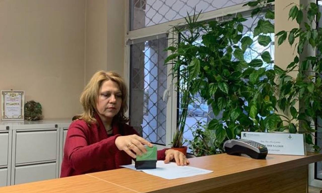17 заверки Апостил е поставила Областна администрация Видин  от началото на годината